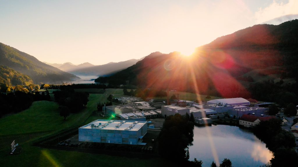 Sonnenaufgang Worthington Kienberg